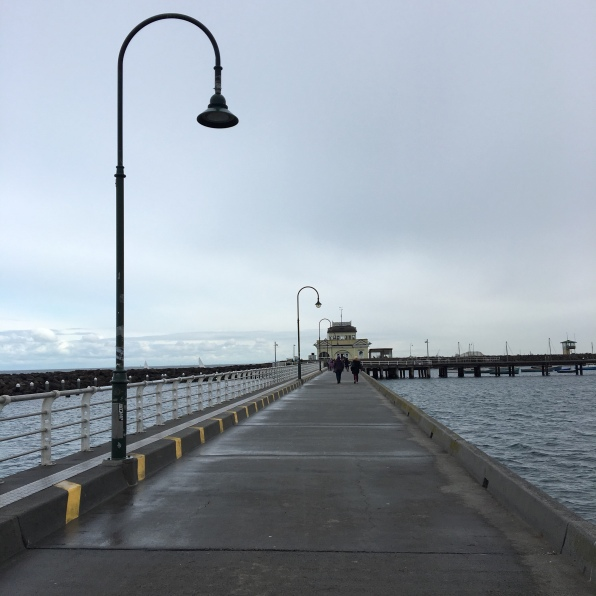 St Kilda Wharf